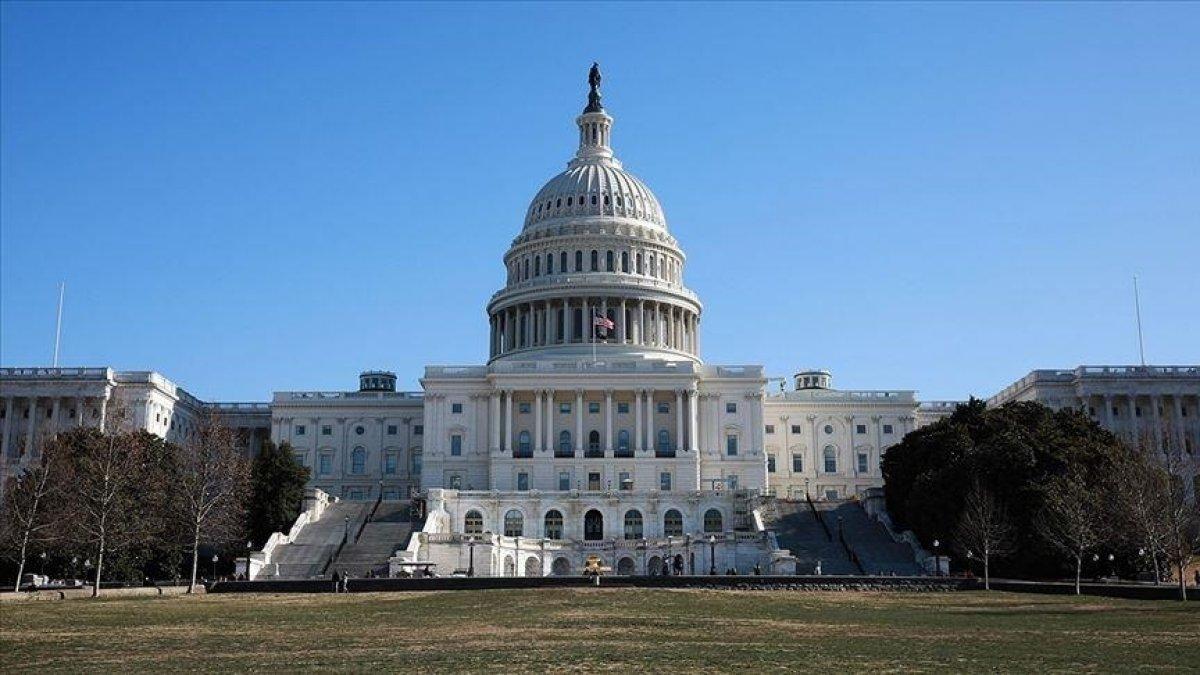 ABD de 1.9 trilyon dolarlık ekonomik destek paketi Senato da #1