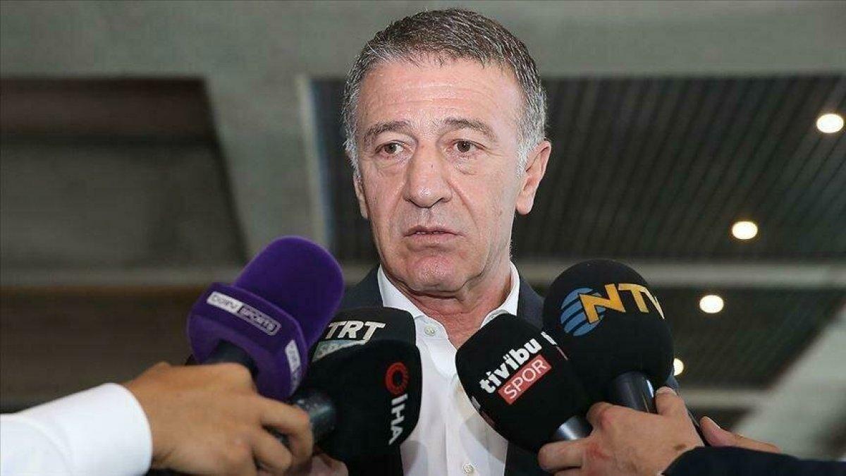 Ahmet Ağaoğlu: FIFA ya gideceğiz #1