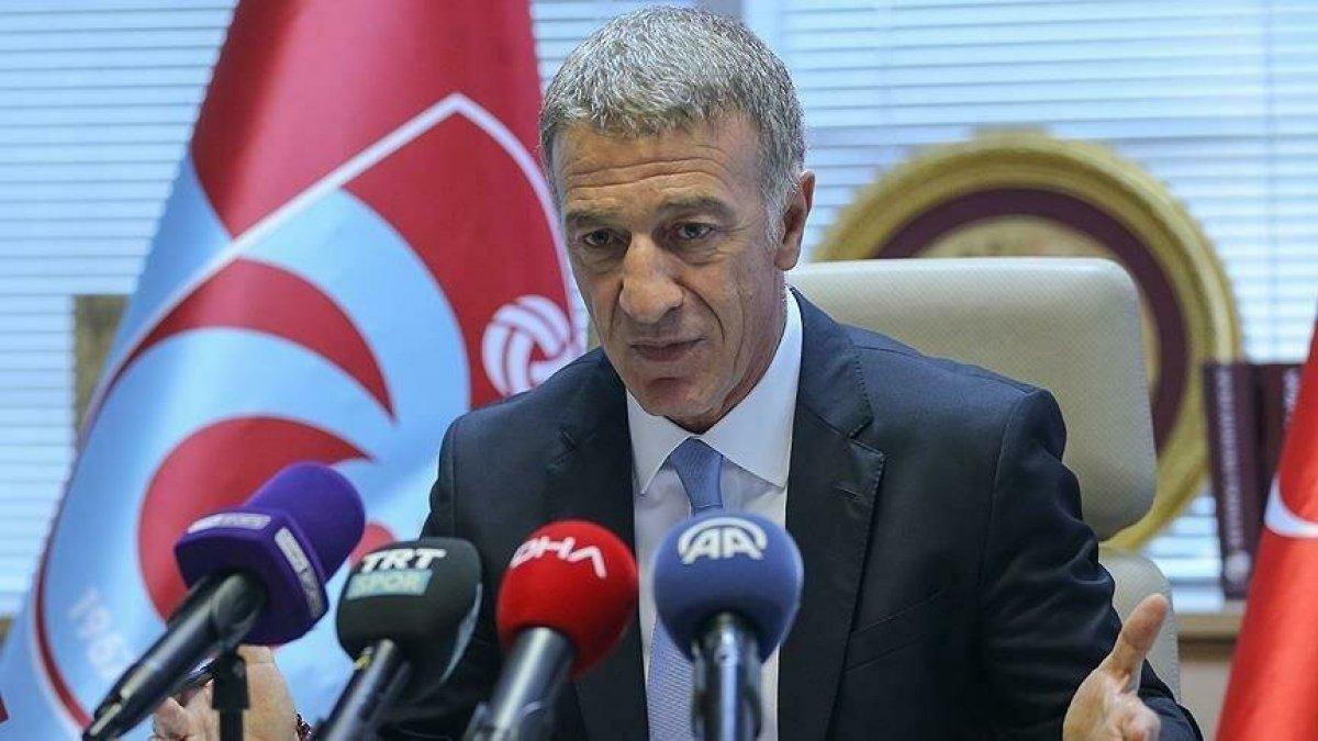 Ahmet Ağaoğlu: FIFA ya gideceğiz #3