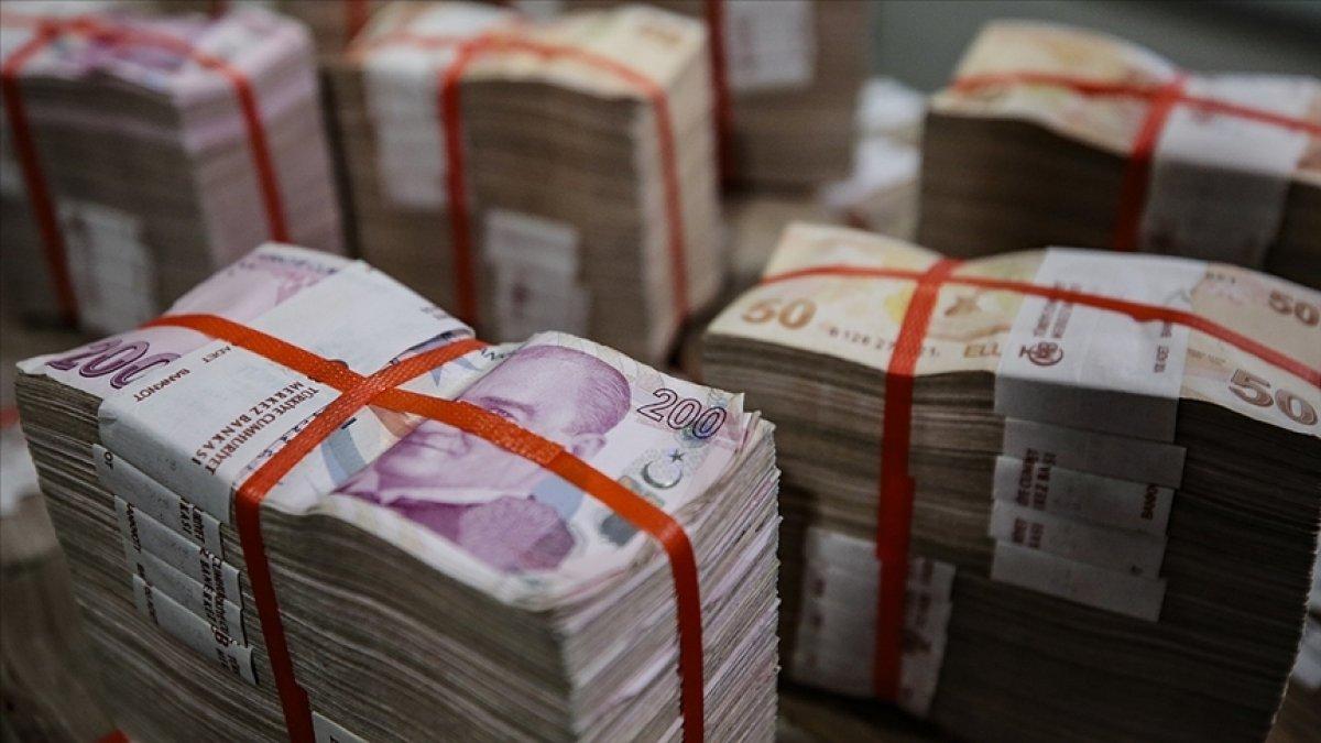 Bankacılık sektörü kredi hacmi 3.6 trilyon liraya yükseldi