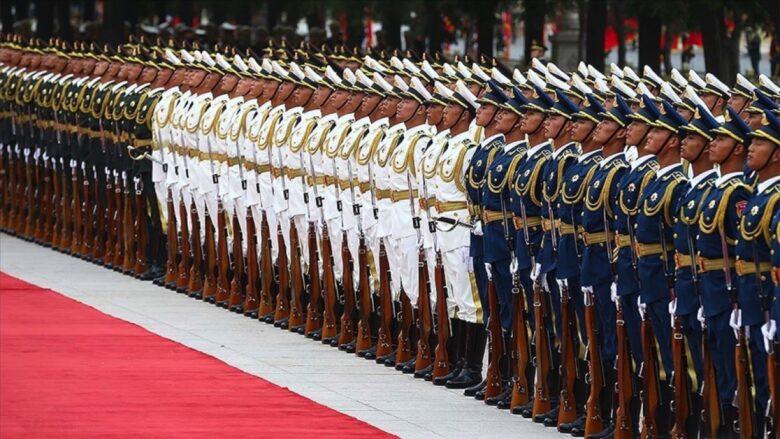 Çin, savunma bütçesini yüzde artırıyor