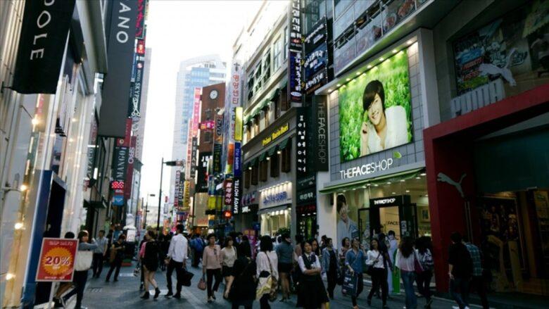 Güney Kore ekonomisi, 22 yıl aradan sonra ilk kez küçüldü