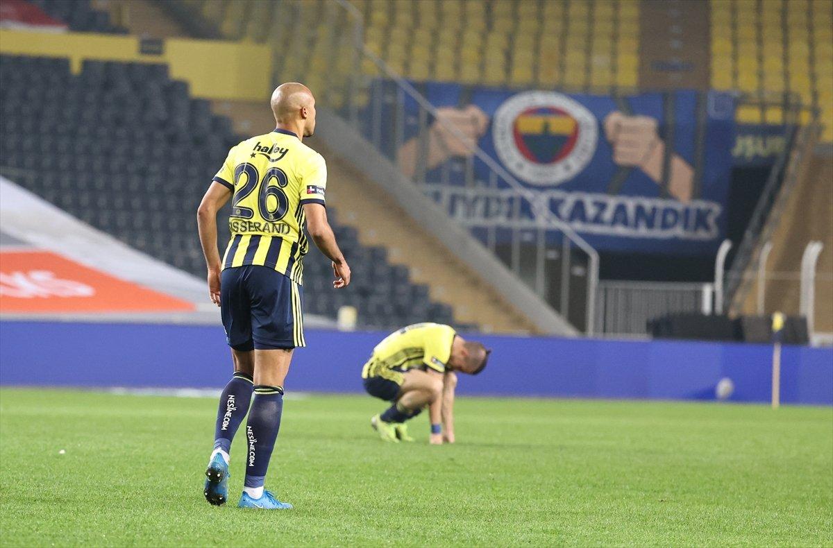 Kadıköy, Fenerbahçe ye deplasman oldu #1