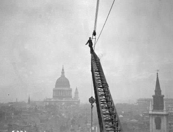 Kısa film tadında 100 fotoğrafta 100 yıllık Londra #2