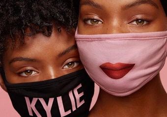 Kylie Jenner yüz maskesi üretti