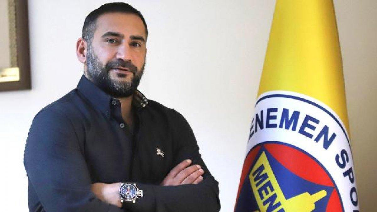 Mali polisler, Menemenspor kulübünü bastı #1