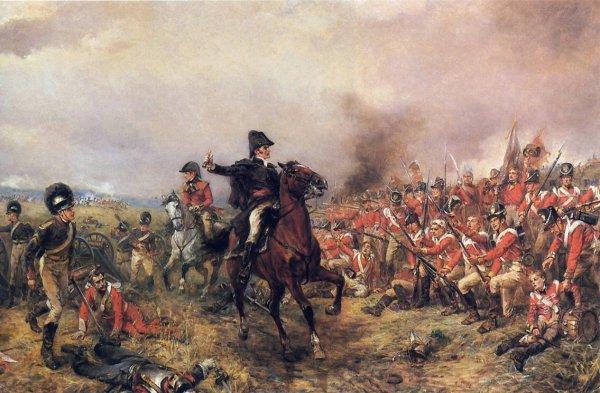 Napolyon un Waterloo Savaşı dan geriye kalan şapkası #1