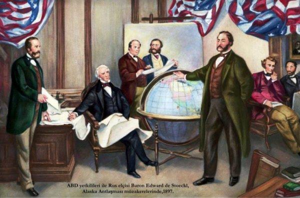 Rusya Alaska yı neden Amerika ya sattı? #2