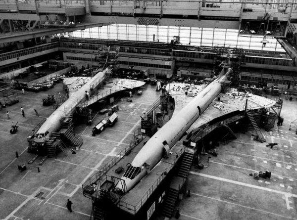 Sesten hızlı uçan bir uçak düşünün: Concorde'nin hikâyesi #2