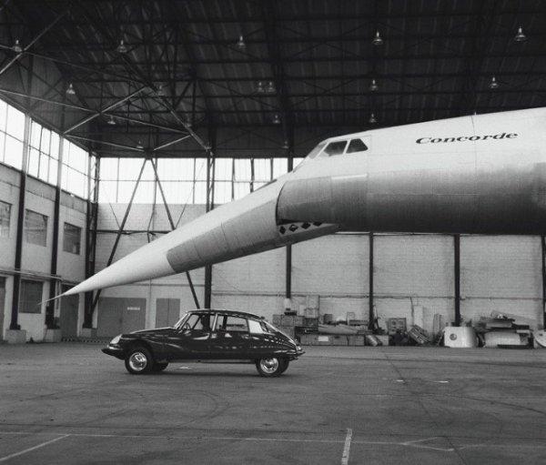 Sesten hızlı uçan bir uçak düşünün: Concorde'nin hikâyesi #4